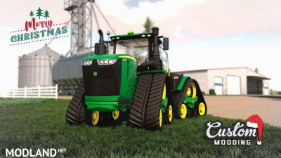 2019 John Deere 9RX North American and Europe v 1.0