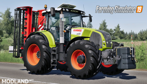 Claas Axion 800 Series(First generation) v 2.0, 2 photo