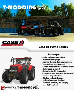 Case IH Puma Series (T-Modding), 2 photo