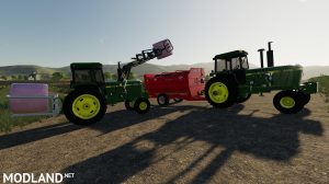 John Deere 4440/4240 40 Series v 1.1, 5 photo