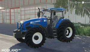 Landini Legend 165/185 tdi v 2.0, 1 photo