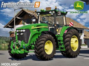 John Deere 7030 Series