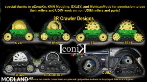 Iconik JD Tractors, 2 photo