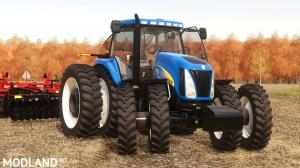 NEW HOLLAND TG SERIES V1.0, 4 photo