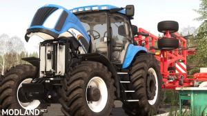 NEW HOLLAND TG SERIES V1.0, 1 photo