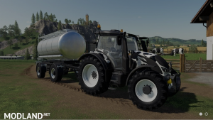 Valtra N Series CowEdition, 1 photo