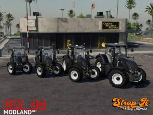 Strappable Valtra Tractor Pack