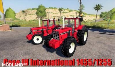 Case IH International 1455 / 1255 v 1.0, 1 photo