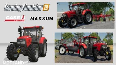Case Maxxum 110-140 Multicontroller v 1.0