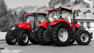 Case Maxxum Series v 1.0.1, 1 photo