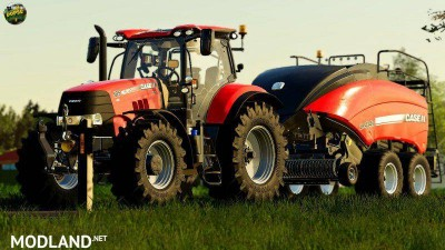 Case Puma CVX 185-240 CVX v 1.0, 1 photo