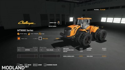Challenger Tractor Pack By Stevie, 2 photo