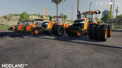 Challenger Tractor Pack By Stevie, 1 photo