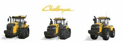 Challenger tractors v 1.0