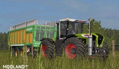 Claas Xerion 3300/3800 v 2.0, 2 photo