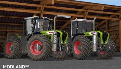 Claas Xerion 3300/3800 v 2.0, 3 photo