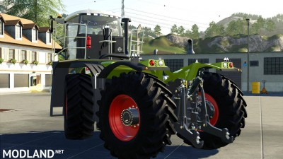 Claas Xerion 3800 Saddle Trac v 2.0, 2 photo