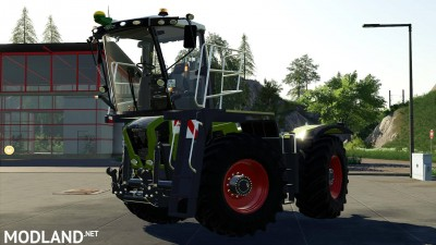 Claas Xerion 3800 Saddle Trac v 2.0, 3 photo