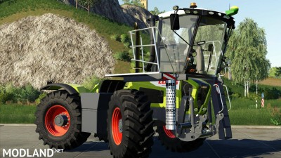 Claas Xerion 3800 Saddle Trac v 2.0, 1 photo