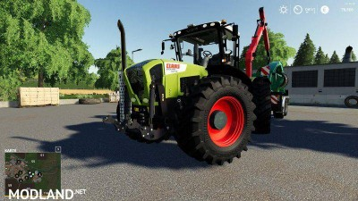 CLAAS XERION 3800 TRAC VC v 1.0, 2 photo