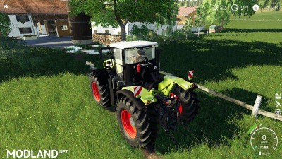 CLAAS XERION 3800 TRAC VC v 1.0, 3 photo