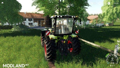 CLAAS XERION 3800 TRAC VC v 1.0, 4 photo