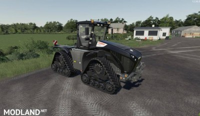 Claas Xerion 4000-5000 TeraTrac v 1.0, 2 photo