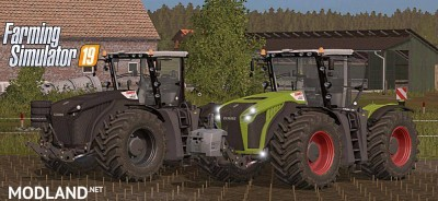 CLAAS XERION 4000–5000 v 1.0, 1 photo