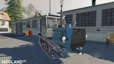 Crawlered Т-150 v 1.0