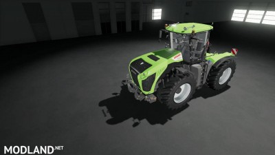 CSS Claas xerion multicolor v 1.0, 2 photo