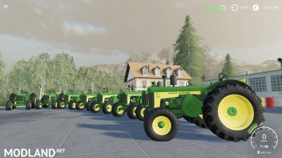 CSS John Deere  80 series old v 1.0, 2 photo