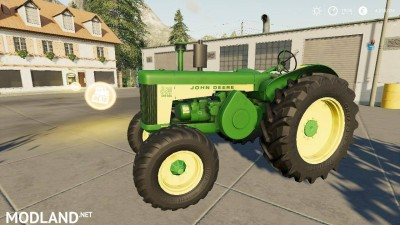 CSS John Deere  80 series old v 1.0, 3 photo