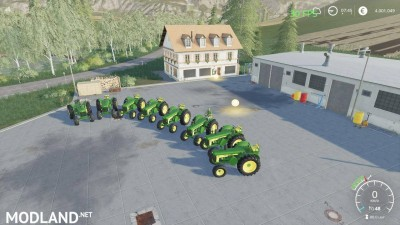 CSS John Deere  80 series old v 1.0, 5 photo