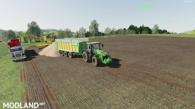 CSS John Deere 8r real sound v 1.0.2, 2 photo
