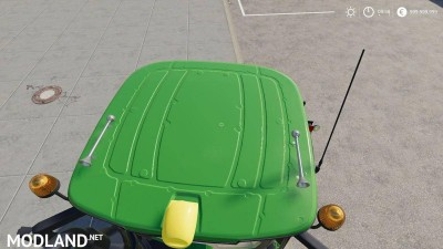 CSS John Deere 8r real sound v 1.0.2, 3 photo