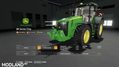 CSS John Deere 8r real sound v 1.0.2, 4 photo