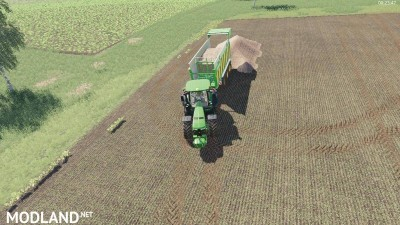 CSS John Deere 8r real sound v 1.0.2, 5 photo