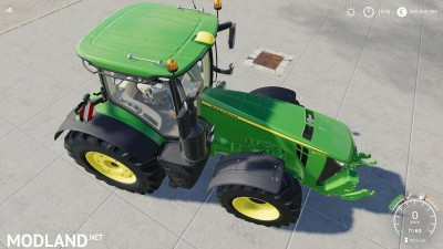 CSS John Deere 8r real sound v 1.0.2, 1 photo
