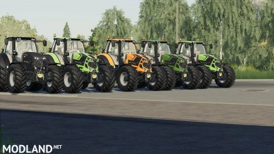 Deutz 7 Serie Stage4 v 1.1, 2 photo