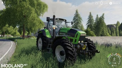 Deutz Agrotron X720 v 1.0, 1 photo