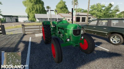 Deutz D80 Beta v 0.0.2, 1 photo