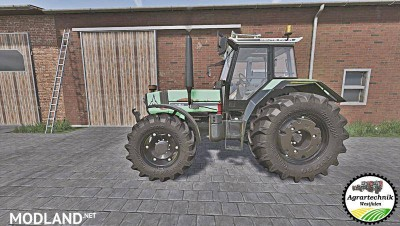 DEUTZ-FAHR Agrostar 6.6 v 1.0, 2 photo