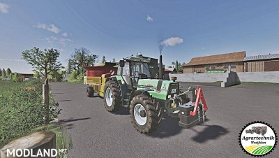 DEUTZ-FAHR Agrostar 6.6 v 1.0, 3 photo