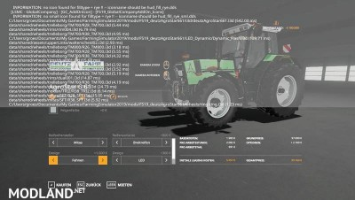 DEUTZ-FAHR Agrostar 6.6 v 1.0, 4 photo