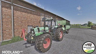DEUTZ-FAHR Agrostar 6.6 v 1.0, 1 photo