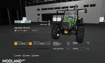 Deutz Fahr Agrostar DX 61 UPDATE v 1.0, 2 photo