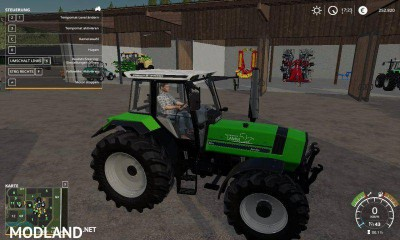 Deutz Fahr Agrostar DX 61 UPDATE v 1.0 - Direct Download image