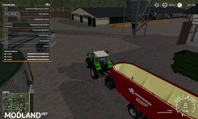 Deutz Fahr Agrostar DX 61 v1.0, 3 photo