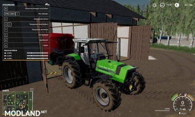 Deutz Fahr Agrostar DX 61 v1.0, 1 photo