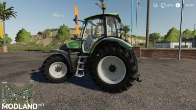 Deutz Fahr m620 v 1.0, 2 photo